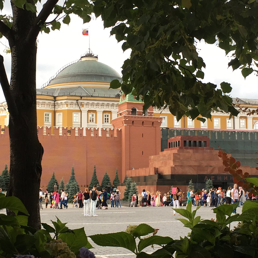 #Moscow #RedSquare #Lenin