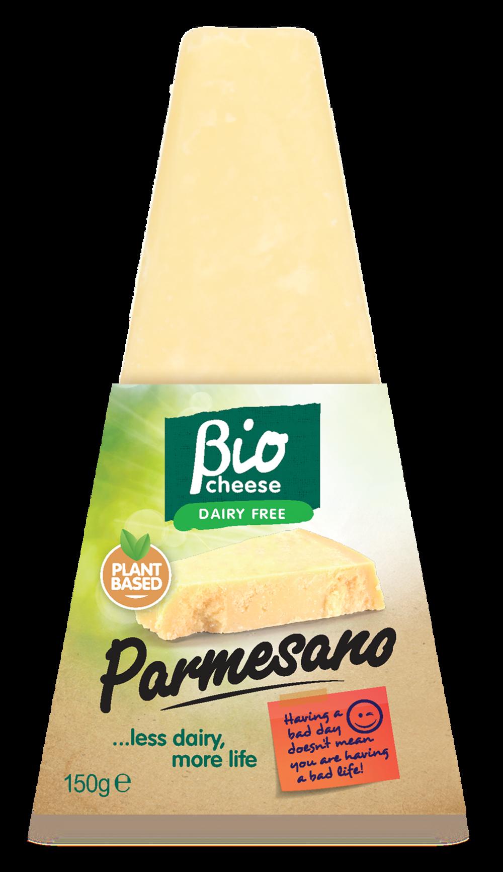 bio cheese parmesano vegan cheese