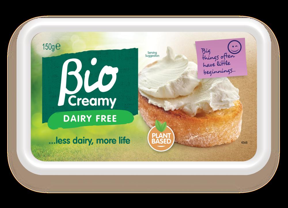 bio creamy vegan cream cheese