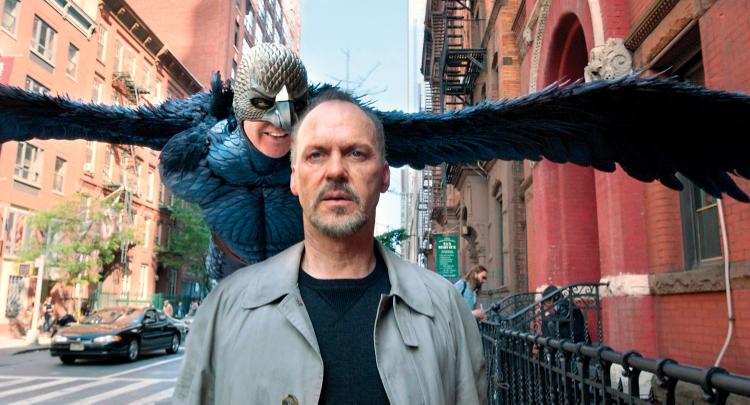 Protagonizado por Michael Keaton, a comédia Birdman foi o grande vencedor do Oscar