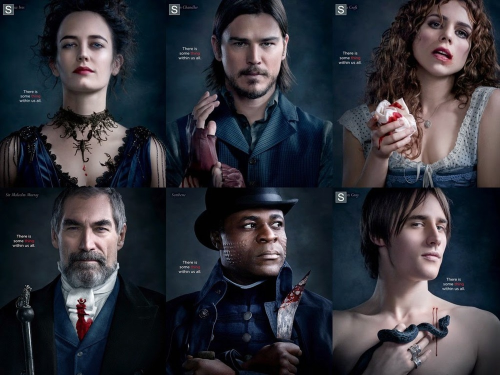 Personagens da série Penny Dreadful
