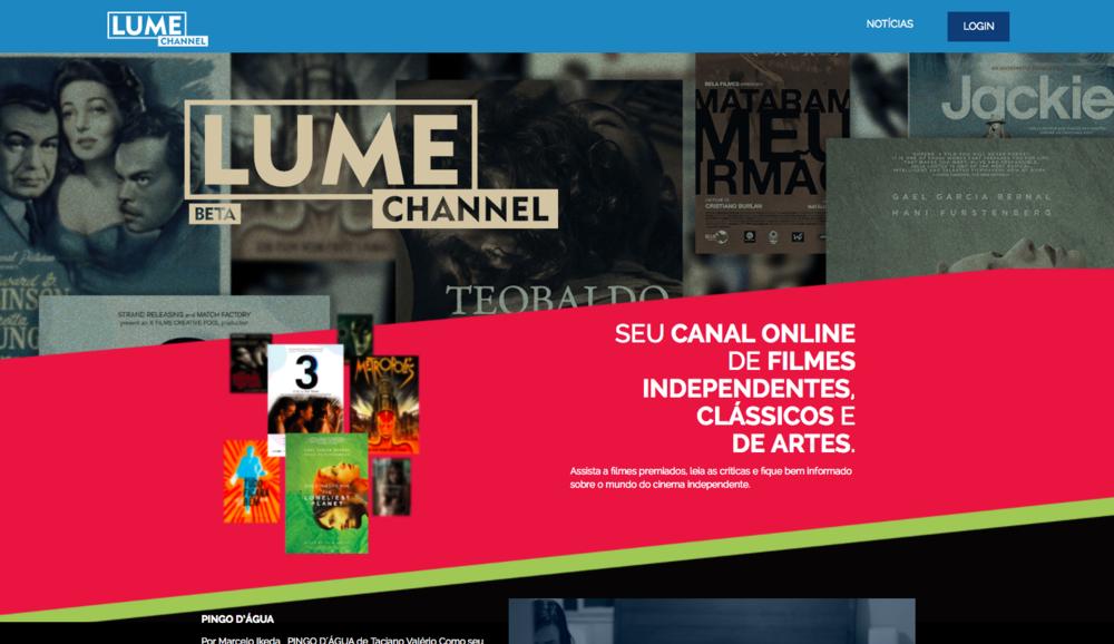 Luma Channel