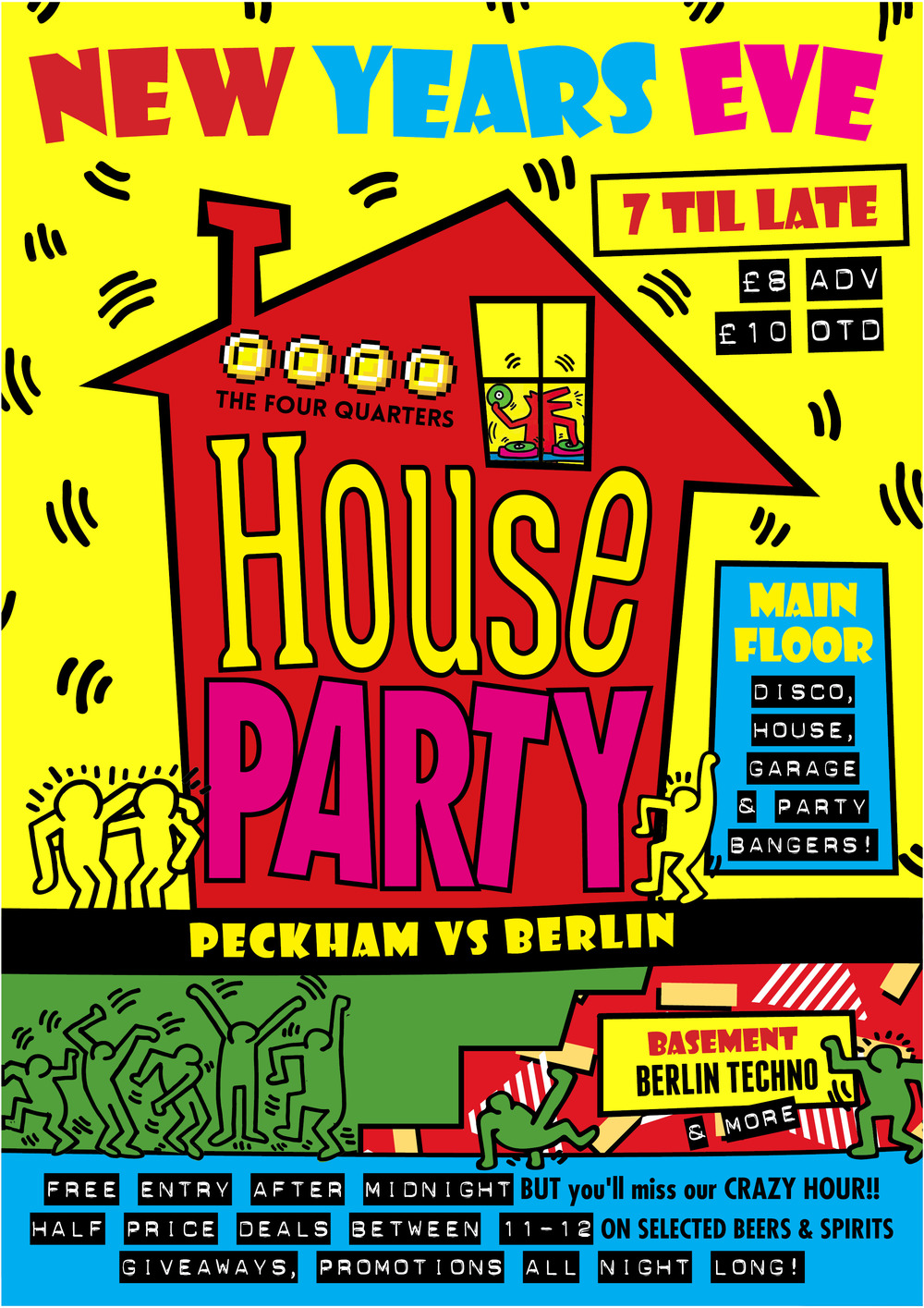 NYE House PARTY Poster a4.jpg