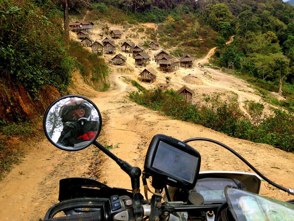 Jungle & Mountain trails