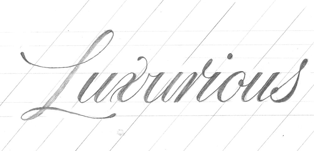 luxurious lettering.jpg
