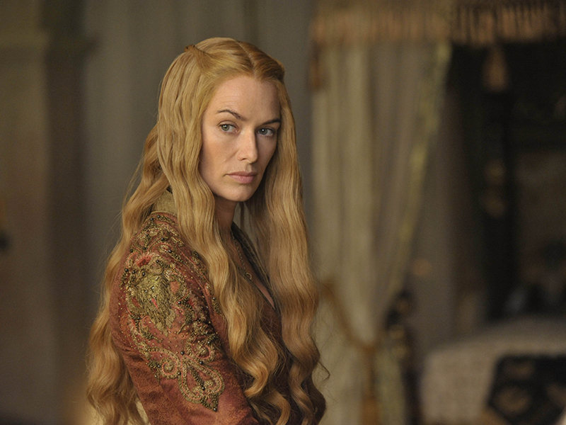 ... maybe Cersei Lannister