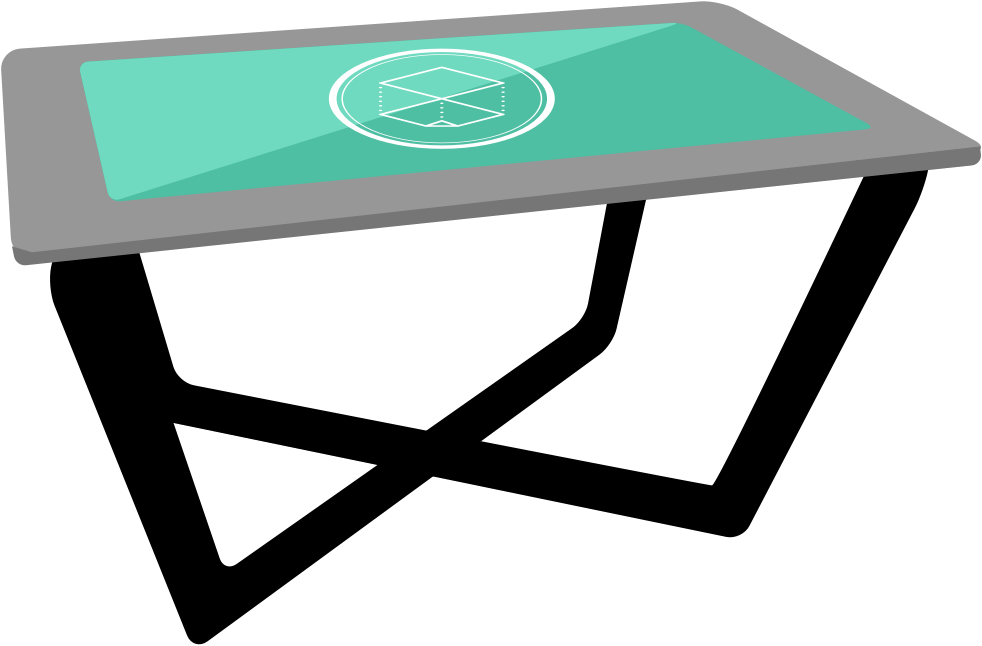 interactive table//tavolo interattivo