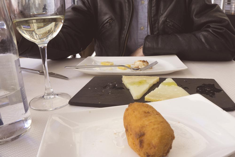 Restaurante Santa Maria Del Mar, El Born, Barcelona, Spain