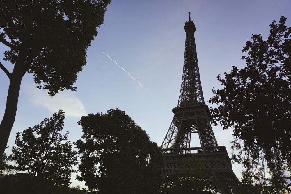 Le Tour Eiffel, Paris, France
