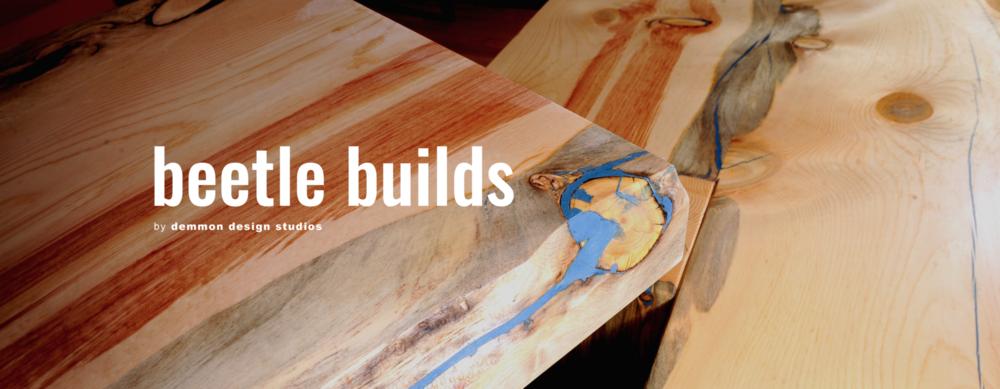 Beetle Builds Website Banner