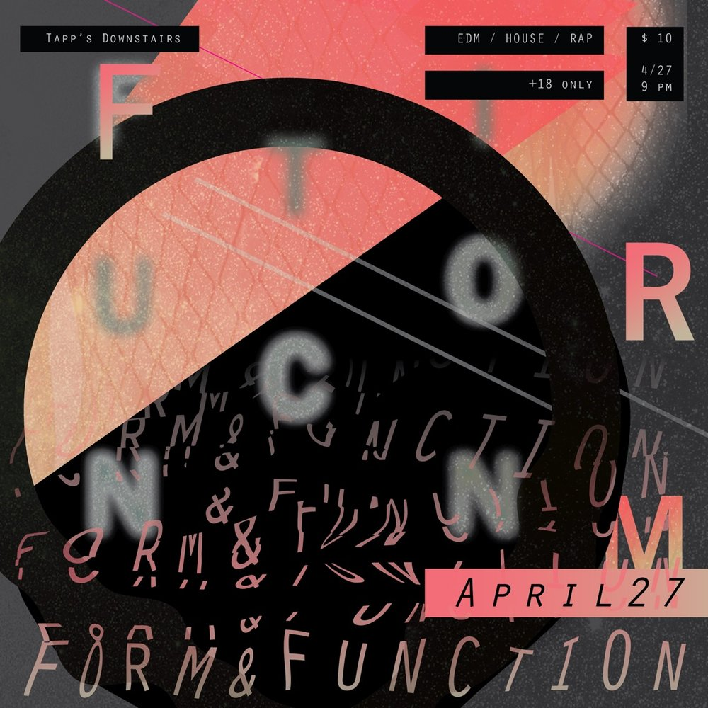 Form & Function Flyer