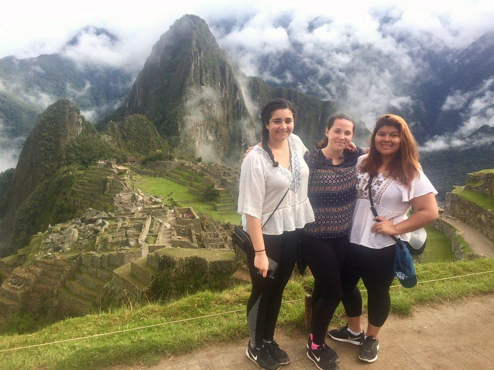 The amazing Machu Picchu!