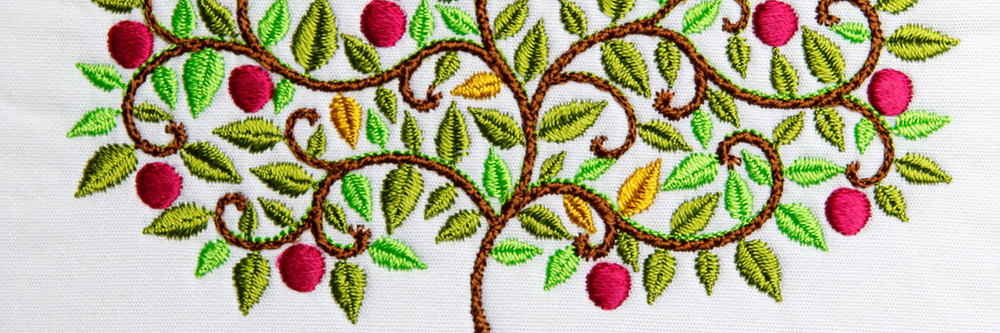 Tree of Life Embroidermation