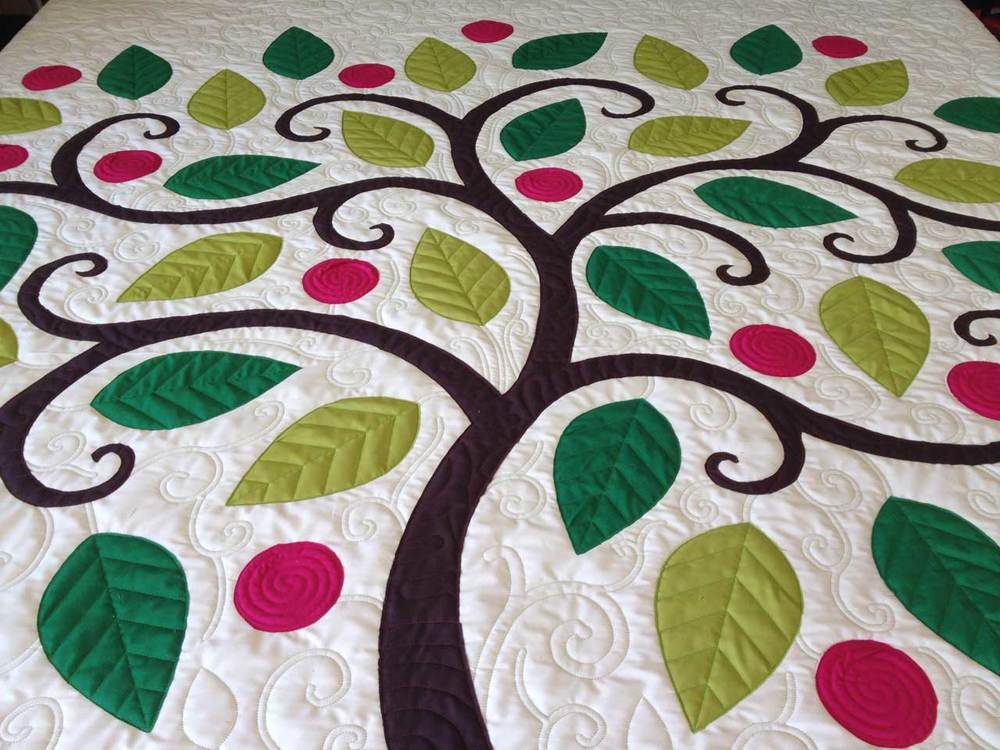Tree of Life Quilt