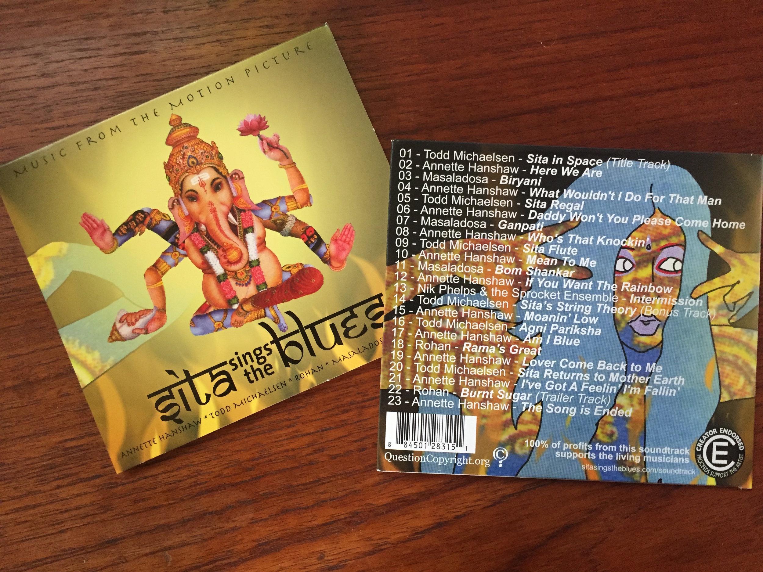 Sita Sings the Blues Merch — PaleGray Labs