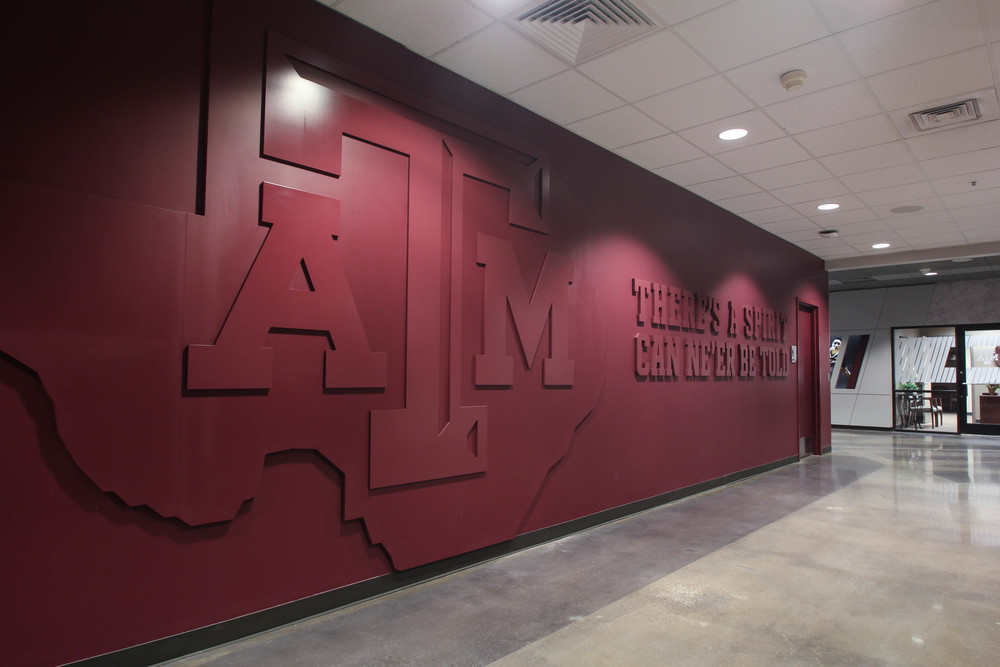 Texas A&M Arena Rebrand