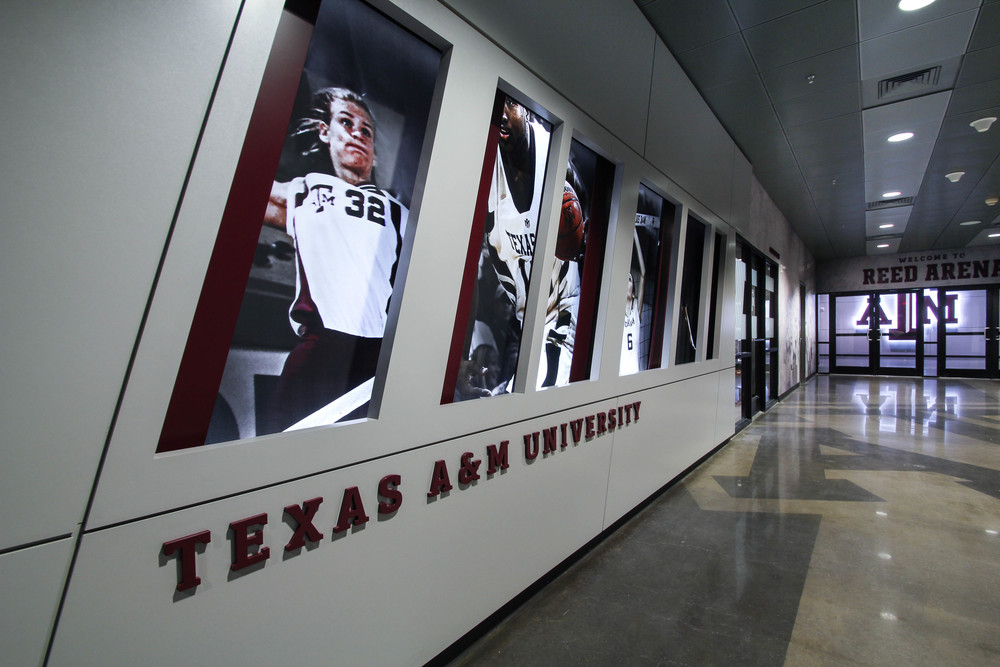 Texas A&M Rebrand