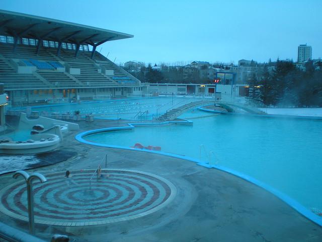 Laugardalslaug Swimmig Pool