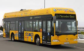 Straeto Buses