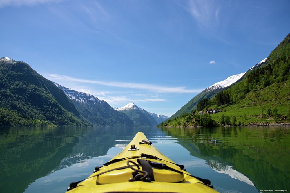Are you in search for a DMC and experienced partner for a tailor made Fjord Norway adventure?