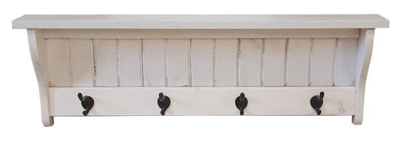 #165 Chalet Chic Shelf - Overall dimensions:36