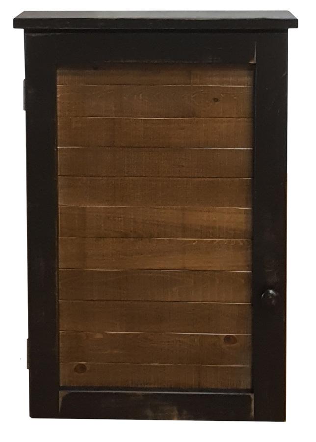 #249 Farmhouse Cabinet - Overall dimensions: 18.5
