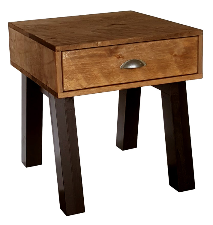 #362 Hudson End Table - Overall dimensions: 22