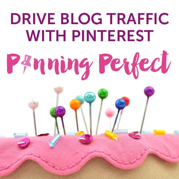 Drive Blog Traffic with Pinterest a course by Blog Clarity and My Life and Kids @fillpraycloset