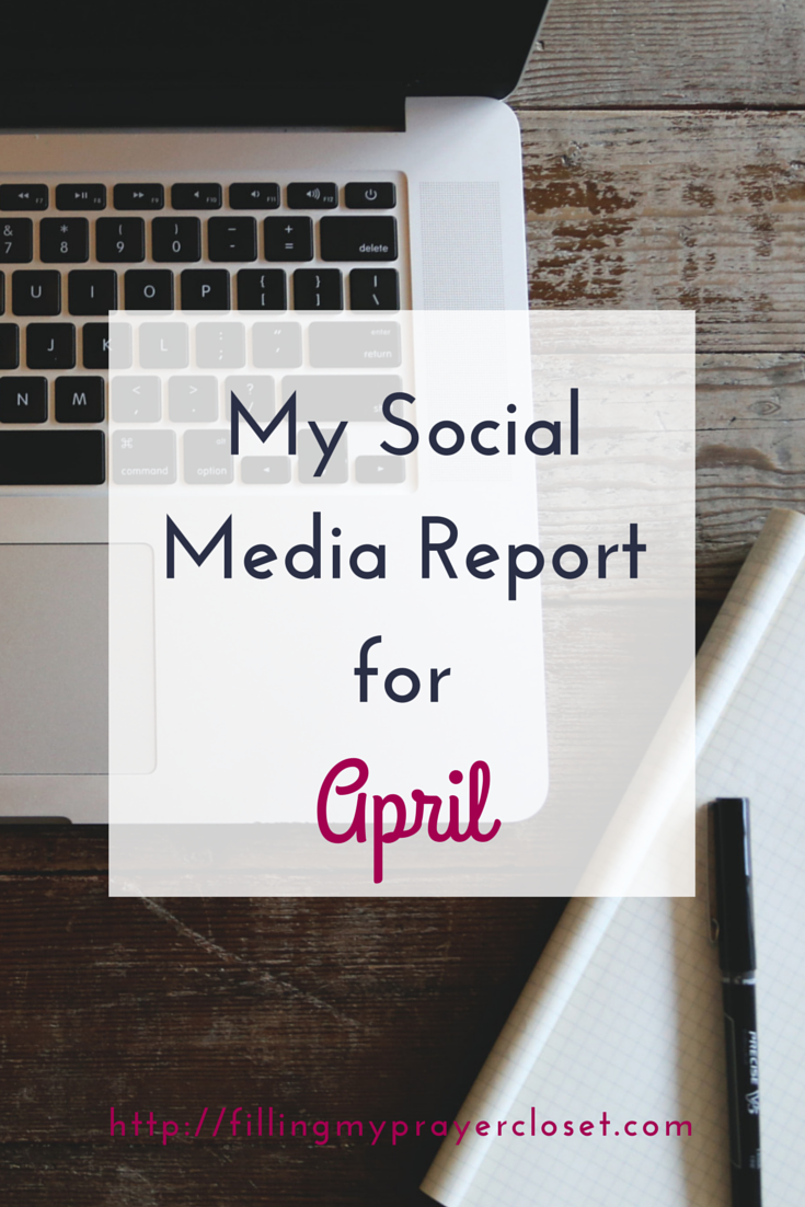 My monthly social media report. It includes social media tips and changes I made to my social media strategy to seriously increase my social media following across all platforms! by @fillpraycloset