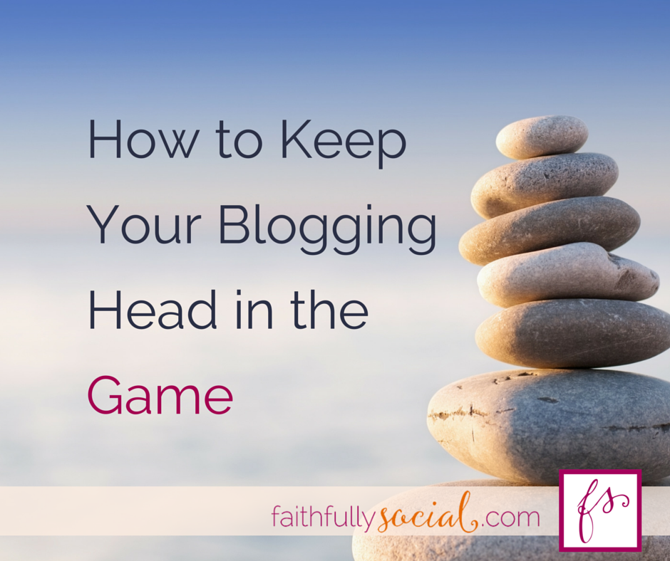 How to Keep Your Blogging Head in the Game With all the packing, I've been keeping my head in the game of blogging, social media, marketing and strategy with podcasts. So what are you waiting for? Press play on this video post. I dare you! @faithfulsocial