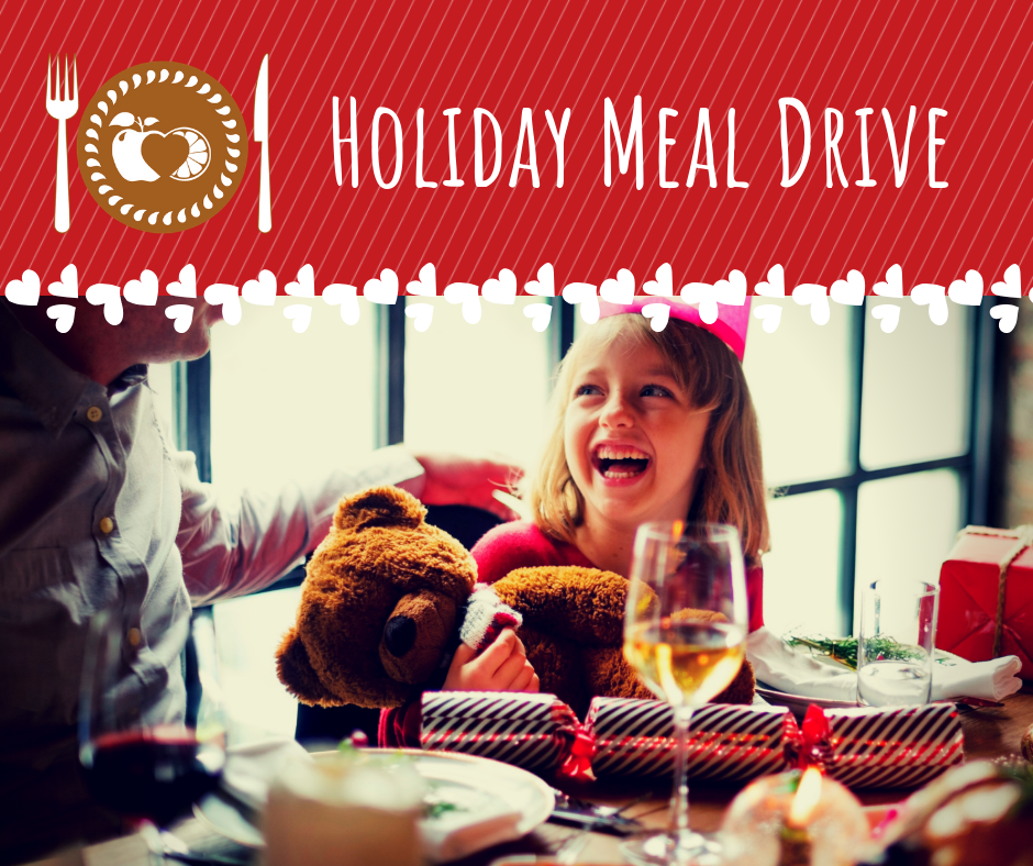 You can make a difference - Our Pantry Elves are preparing beautiful holiday meals for our neighbors in need. Ham (or turkey), with all the fixings - want to help us give a neighbor in need a lovely meal for the whole family?
