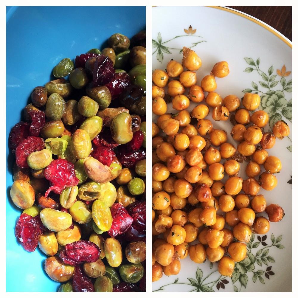 Roasted Legumes