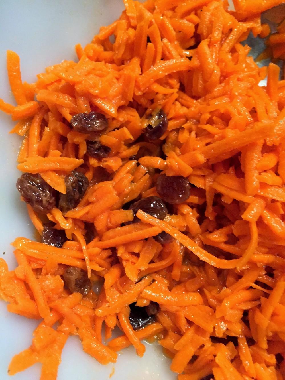 Casablanca Carrot Slaw