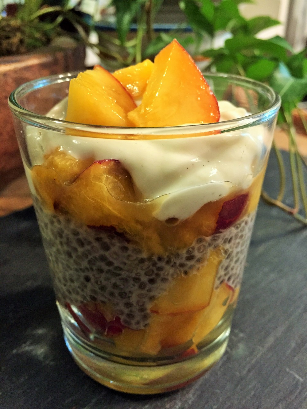 Spiced Chia Pudding