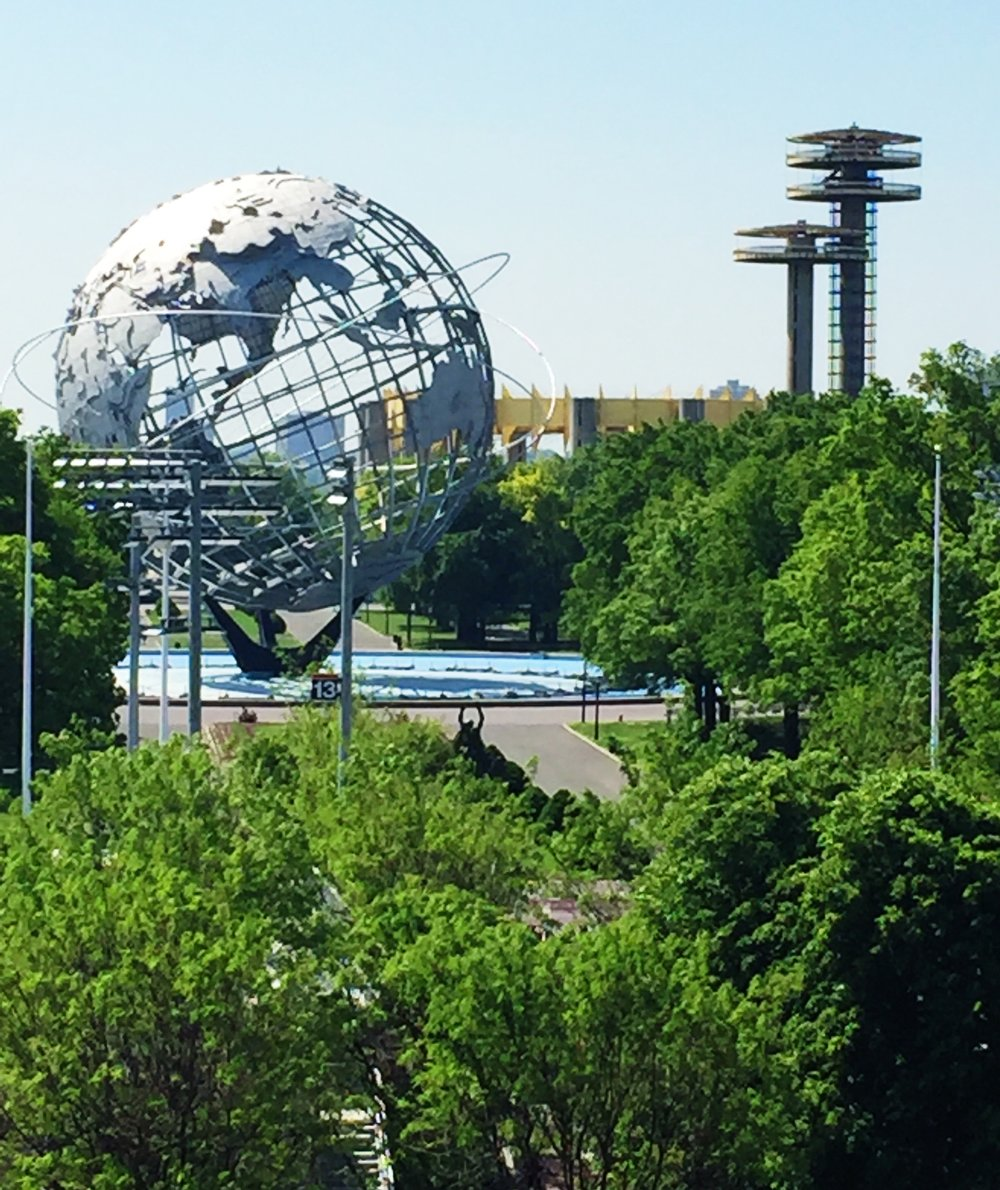 Unisphere - Flushing Meadows: Corona Park (NYC)