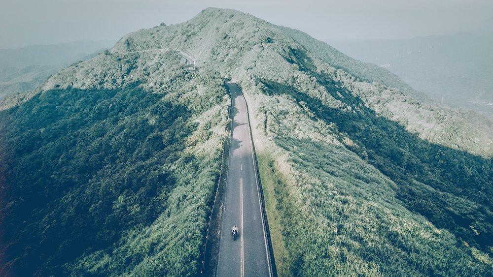 august: Taiwan Road Trip -