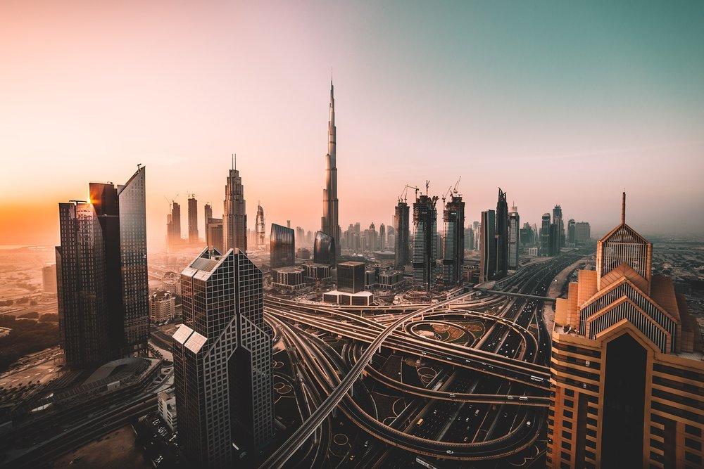 Dubai- stop visiting