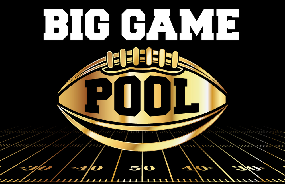 Enter our Super Bowl Pool for a chance to win a $250 gift certificate!