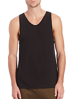 """This is a """"designer"""" wife-beater. $495"""
