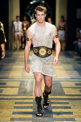 Men's Fashions - Gianni Versace