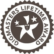 GigMasters - Lifetime Award