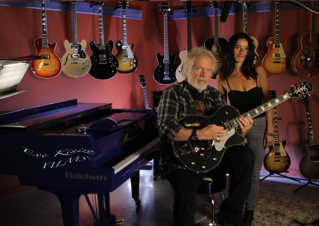 Randy Bachman & Eve Kinizo