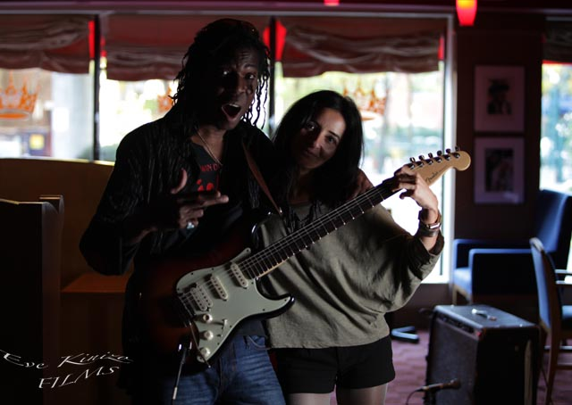 Toney Springer & Eve Kinizo