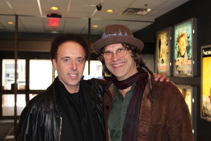 Joe Rockman & Jerome Godboo