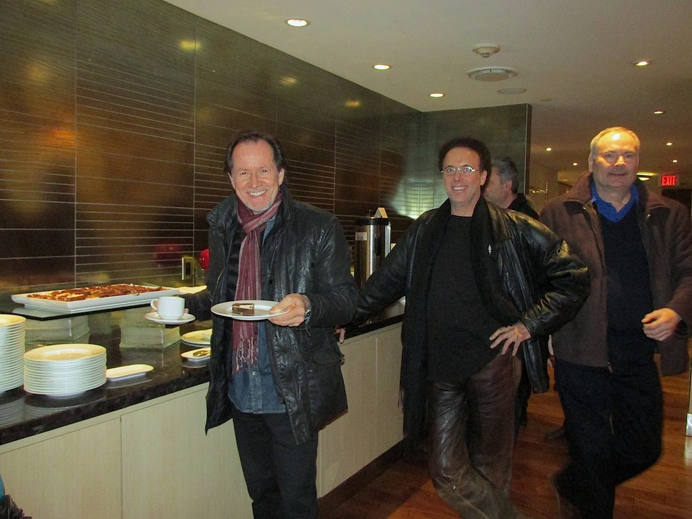 (Left to Right) Gary Craig, Joe Rockman & Jim .M. Healey