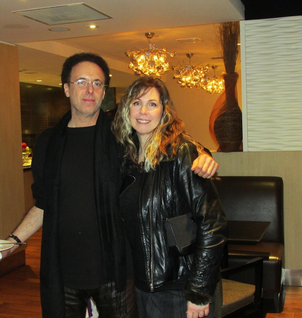 Joe Rockman & Cristie Healey