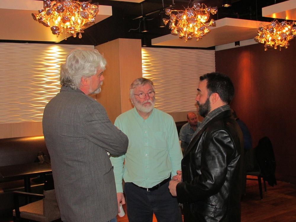 Reid Keisar,Colin Bray & Roger Costa