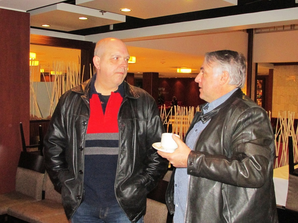 Tom Guitard & Guest