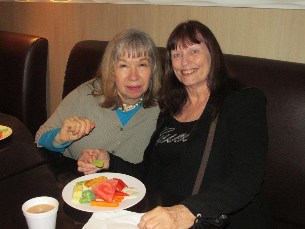 Lynda Francis & Guest