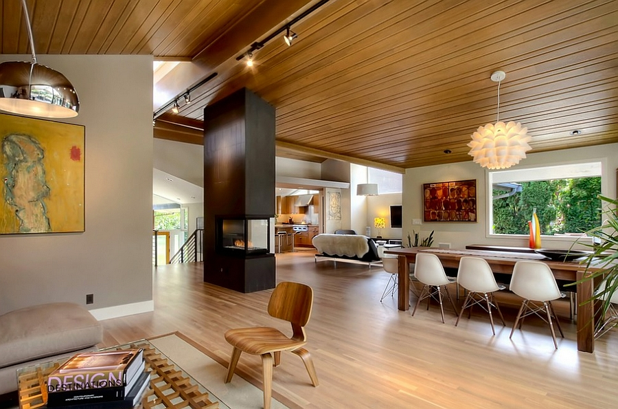 Elements Of Style. WOOD. Wood Is MUST In Mid Century Modern ...
